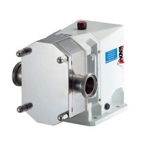 Inoxpa SLR-lobe-rotor-pump