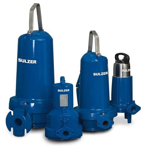 Sulzer Submersible Piranha Grinder Pump