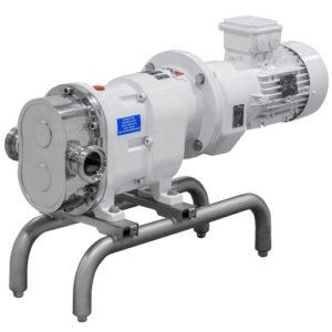 Inoxpa TLS Rotary Lobe Pump